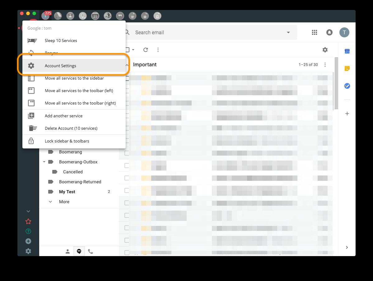 Wavebox - Set Links to Open in your Default Browser